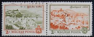 Hungary, 1972, (1032-T)