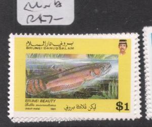 Brunei SC 484-6 MNH (7deq)