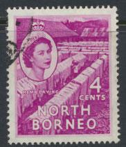 North Borneo  SG 375  SC# 264  Used   see scan