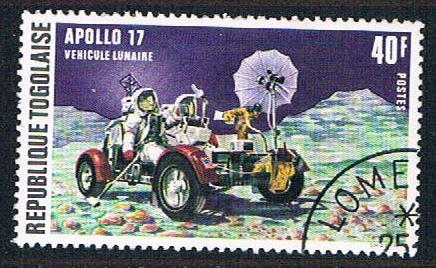 Togo 837 Used Astronauts (BP1241)