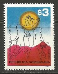 Dominican Republic 1243 MNH JB