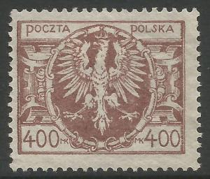 POLAND 168 MNG 726B