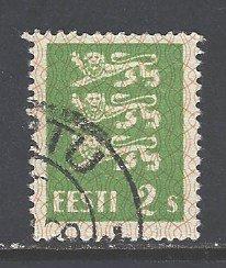 Estonia Sc # 91 used (DT)