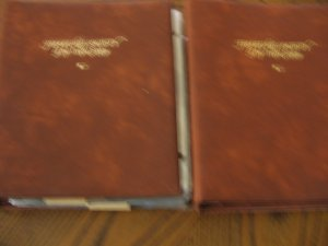 Fleetwood Proofcard Society of the United States  Albums (2)