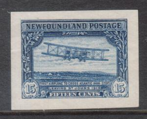 Newfoundland #156DP XF Die Proof In Color Of Issue **With Certificate**