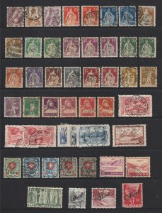 Switzerland a small collection of unsorted earlies