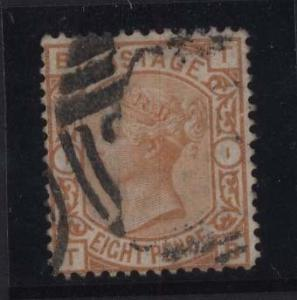 Great Britain #73 VF Used