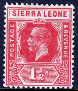 Sierra Leone - Scott #124 - MH - SCV $2.00
