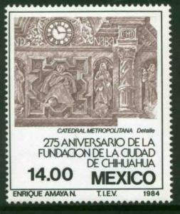 MEXICO 1365, 275th Anniversary of Chihuahua City. MINT, NH. VF.