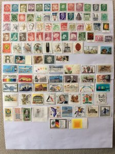 German 100+ stamps - Lot 17