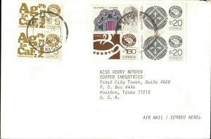MEXICO 1988 MULTI EXPORTA ISSUES TO UNITED STATES