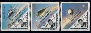[65083] Yemen 1964 Space Travel Weltraum Kennedy  MNH