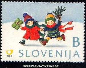 Slovenia Scott 437 Mint never hinged.