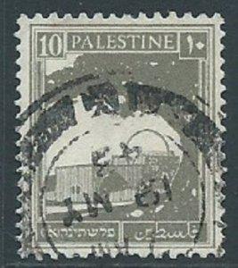 Palestine, Sc #73, 10m Used