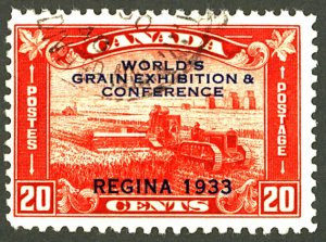 CANADA #203 USED
