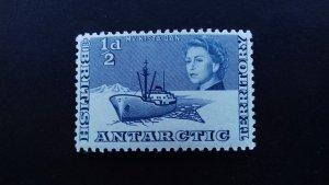 British Antartica 1963 Antarctic Research Unused