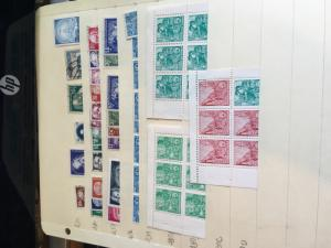 Germany & DDR Mint & Used 190 stamps,4 SS&4Bklt Panes F-VF H-NH 2015 Sc $440.