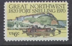USA 1970 FORT SNELLING, MINNESOTA  SG1405 UNMOUNTED MINT