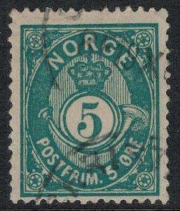 Norway #39  CV $4.00