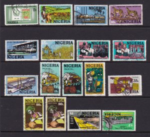 Nigeria a small used lot post independence