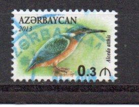 Azerbaijan 1033 used