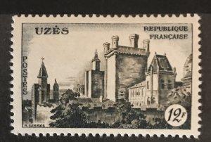 France 1957 #825, MNH, CV $.40