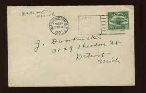 C4 AIR MAIL FIRST DAY COVER AUG 15 1923 (Lot C4 FDC A1)