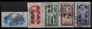 Italy 418, 510-13 used 2018 SCV $5.00 - auto. comb. shipping-13518