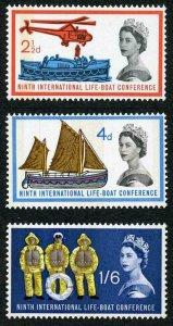SG639p-1p 1963 Lifeboat Phos U/M
