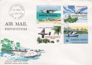 Samoa Scott C3-C6 Unaddressed.