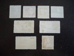 Stamps - Cuba - Scott#543-546,C114-C116,E20 - Mint Hinged Set of 8 Stamps