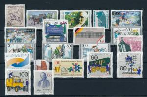 West Germany Berlin 1990 Complete Year Set MNH