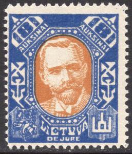 LITHUANIA SCOTT 119B