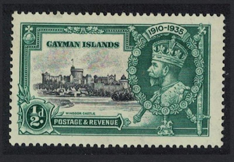 Cayman Is. George VI Coronation 1v ?d SG#112