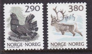 Norway, Fauna, Animals MNH / 1988