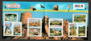 2005   FRANCE  - SG:MS 4379 - FRENCH REGIONS (11)- UNMOUNTED MNT