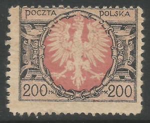 POLAND 166 MNG Z1-71-2