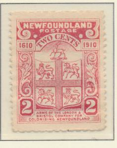 Newfoundland (Canada) Stamp Scott #88a, Unused, Mint No Gum - Free U.S. Shipp...