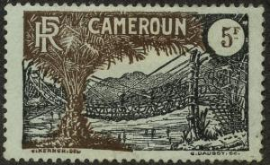 Cameroun, Scott #209, Unused, Hinged