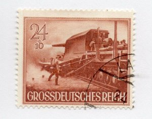 Germany 1943 Early Issue Fine Used 24pf. NW-100717