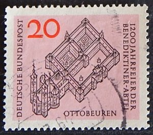 Germany, (№1258-Т)