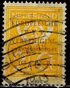 Netherlands; 1943: Sc. # 244: O/Used Cpl. Set