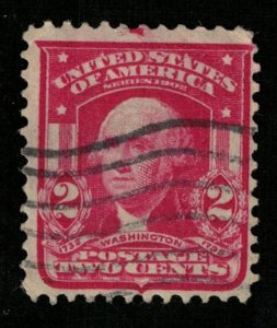 USA, Washington, 2c (Т-9267)