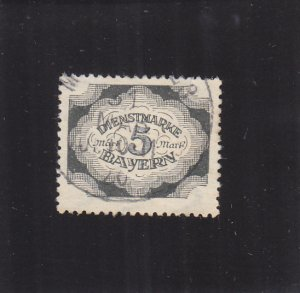Bavaria: Sc #051, Used (S18165)