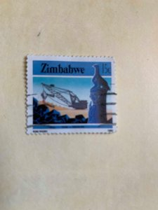 Zimbabwe #501