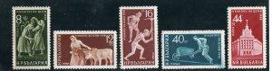 Bulgaria  #1036-1040  Mint NH CV $2.25