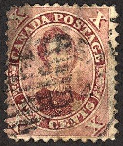 Canada #16 Used