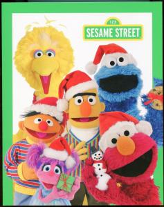 AUSTRALIA 2016 SESAME STREET  SET OF TWO PERSONALIZED SHEEETS MINT NH