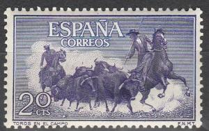 Spain #910  MNH  (S1436)