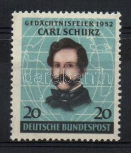 Federal Republic of Germany stamp MNH Schurz WS36885